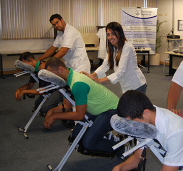 Evento SIPAT Qualivida - Quick Massage